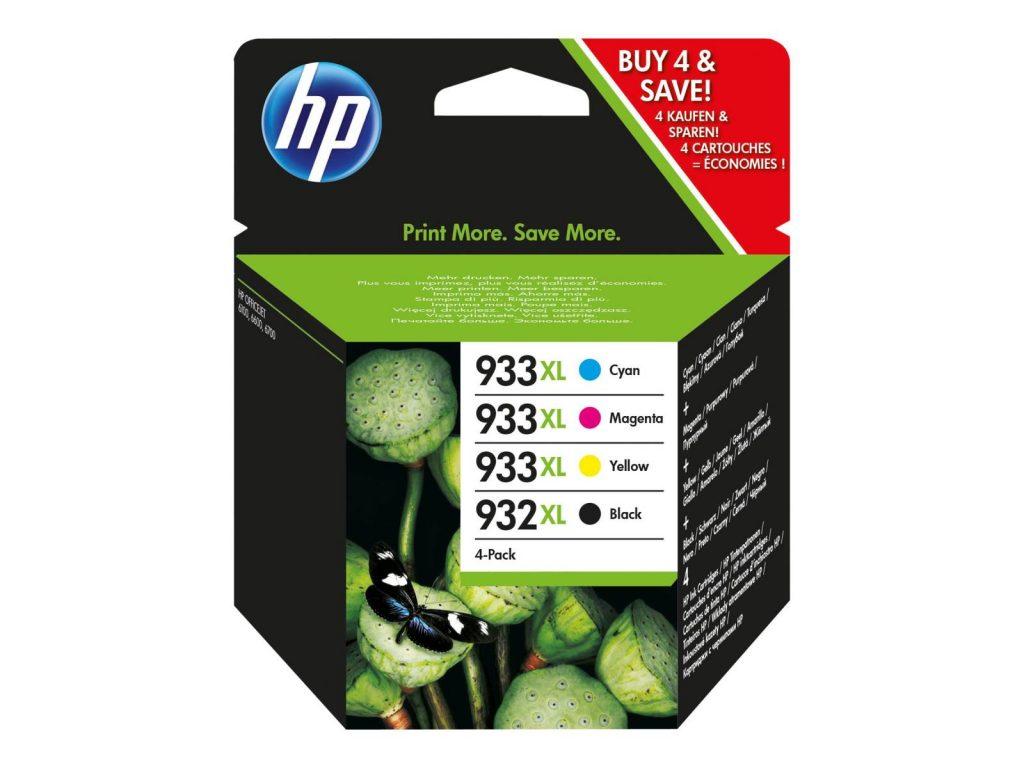 HP JET D ENCRE 932 933 XL HYERES