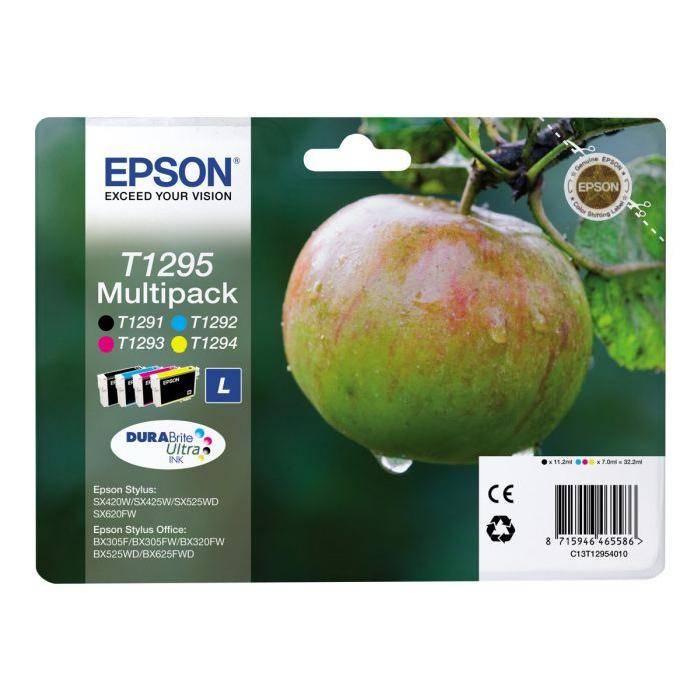 cartouches epson T1291. 92. 93 .94