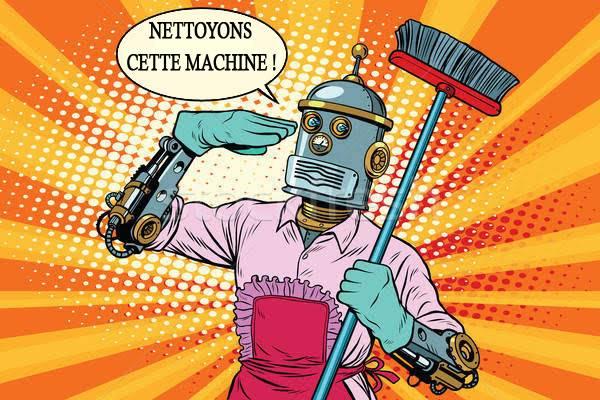 conseil nettoyage imprimante à Hyères