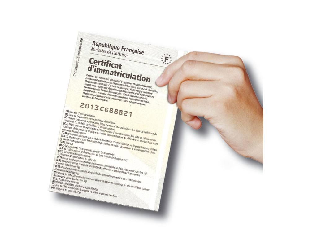 Comment faire un duplicata de carte grise à Hyères dans la var suite à une perte, un vol ou détériorée